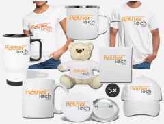 routertech merchandise